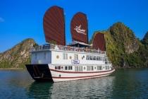 Tour Halong Bay on Lavender Cruise 3 Days 2 Nights
