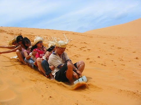 Mui Ne Beach Sand Dunes Half Day Tour