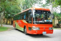 Open Bus From Da Lat To SaiGon