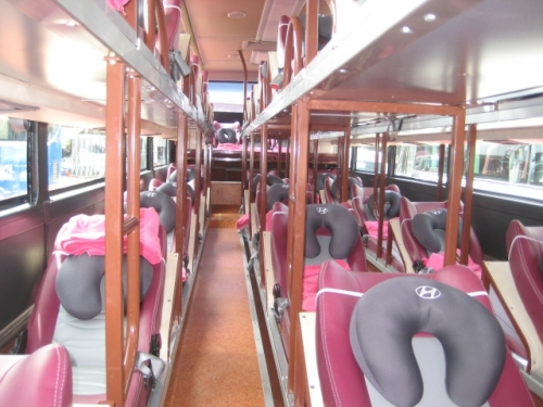 Open Bus From Ho Chi Minh Saigon To Dalat Viet Fun Travel