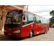 Open Bus From Saigon To Phnom Penh