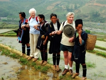 Sapa Hard Trek Tour 4 Days 3 Nights