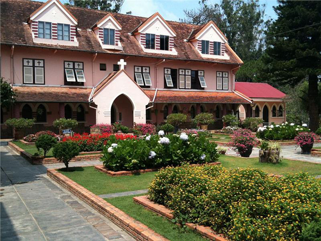 Domaine de Marie Church Dalat