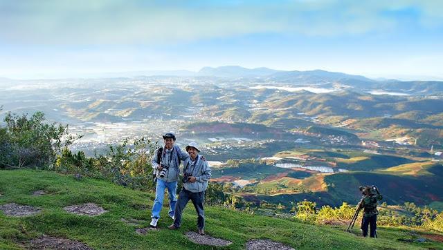 LangBiang Mountain Dalat