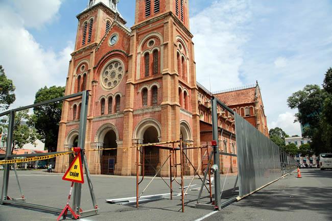 Notre Dame Cathedral Restoration