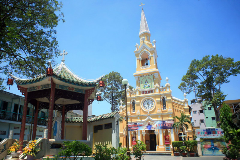 Cha Tam Church in Ho Chi Minh