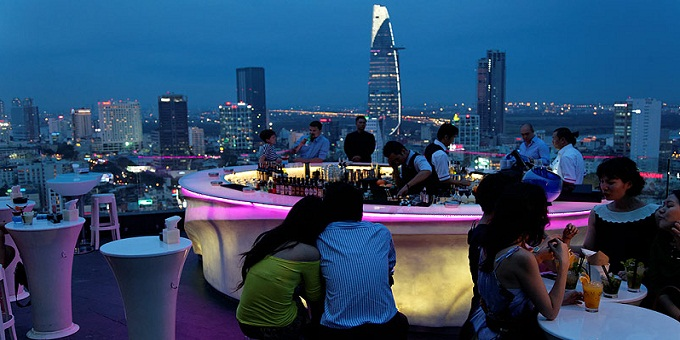 Chill Sky Bar Ho Chi Minh City