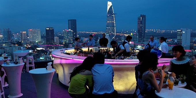Chill Sky Bar Ho Chi Minh City