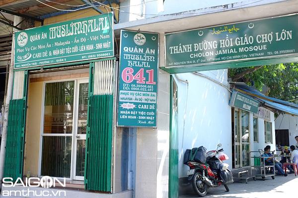 Cho Lon Mosques