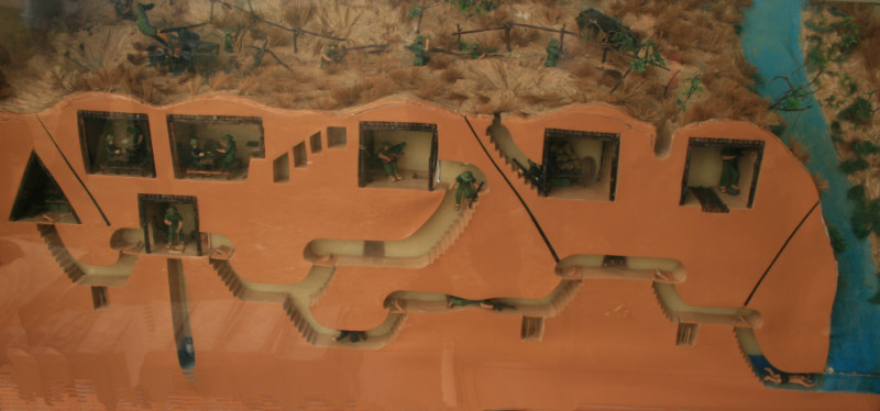 Cu-Chi-tunnels-model