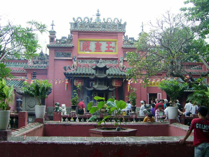 Jade Emperor Pagoda in Ho Chi Minh City