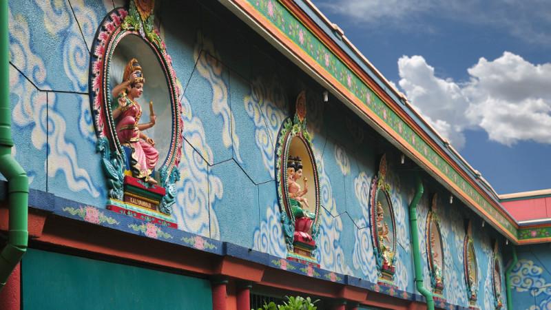 Mariamman Hindu Temple Saigon