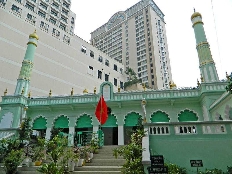 Saigon Central Mosque 66 Dong Du Viet Fun travel
