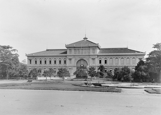 Saigon Central Post Office 1892
