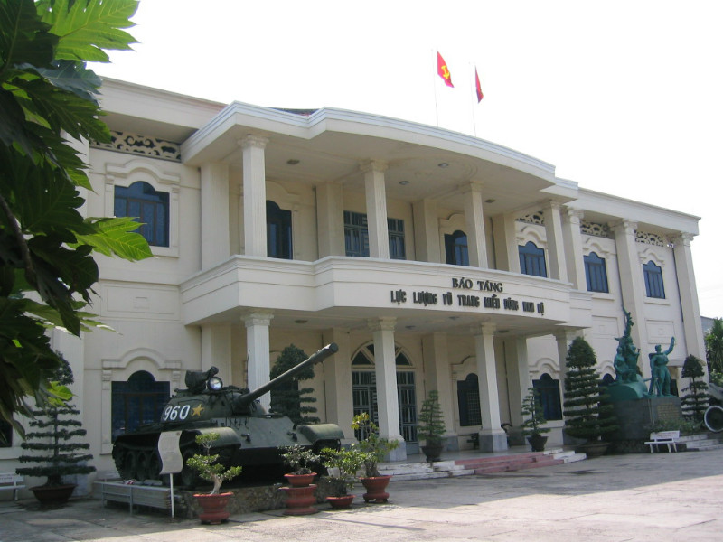 Southeastern Armed Forces Museum Viet Fun Travel