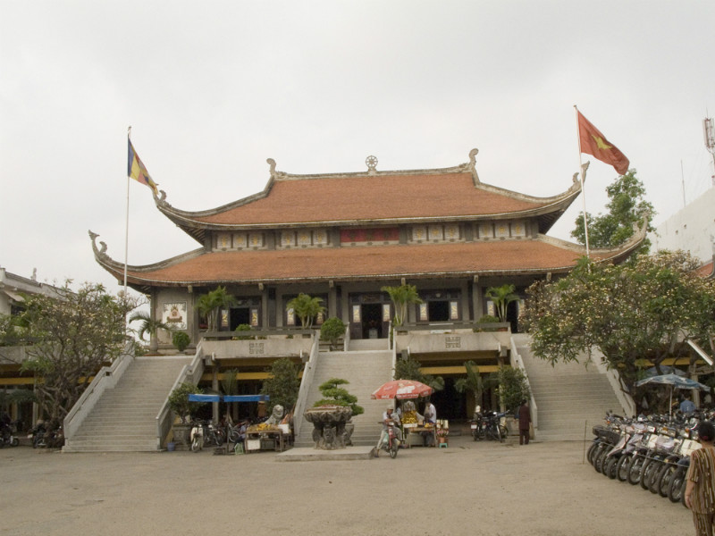 Vinh Nghiem Pagoda SaiGon