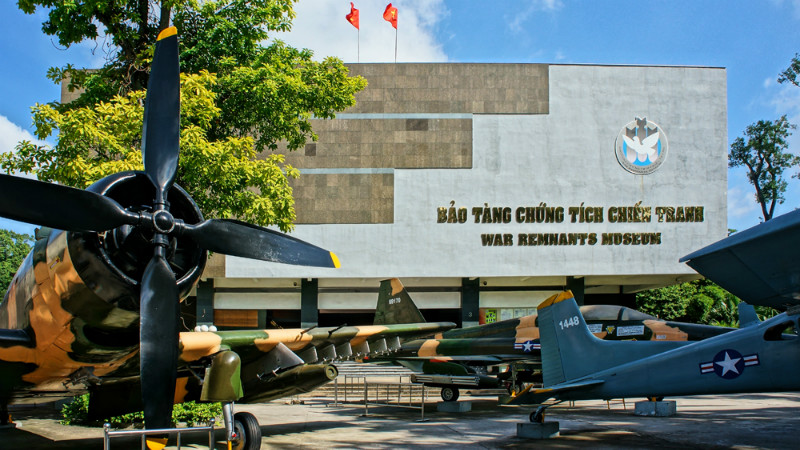 Top 9 Museums in Ho Chi Minh City -  Museums of War, Art and History in Saigon