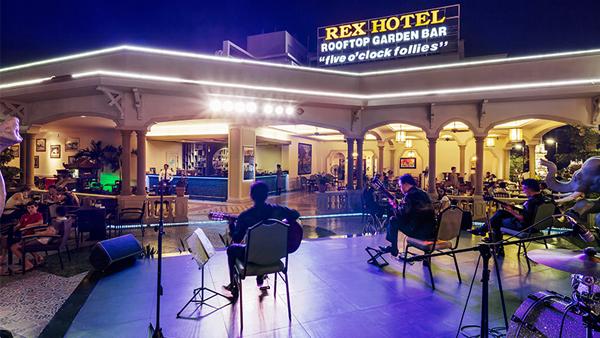 rex hotel inside