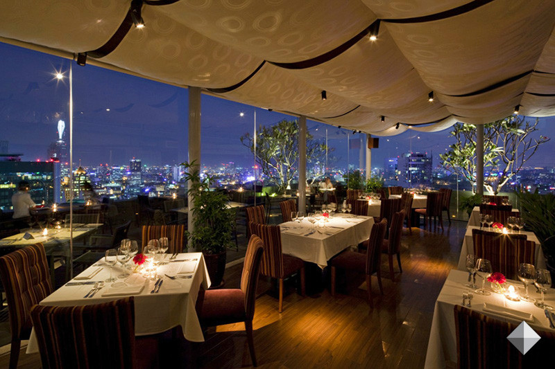 Shri Restaurant and Lounge Rooftop Bar