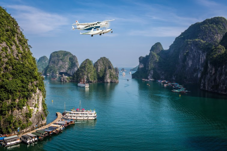seaplane-halong-bay