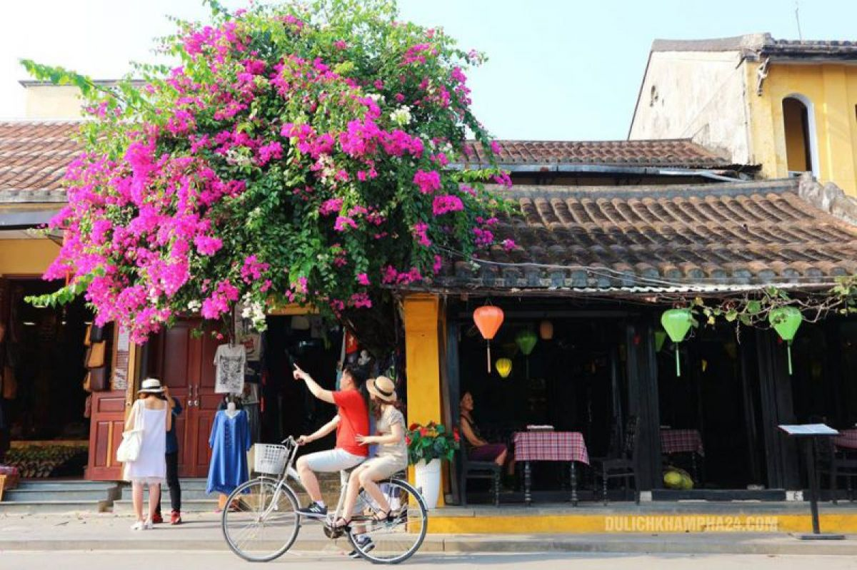 Cycling in Hoi An