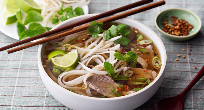 Ba Doi Vietnamese Noodle Soup