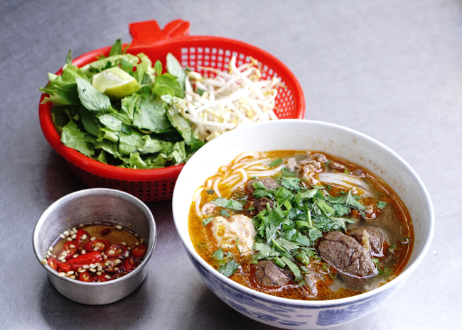 hue Beef Rice Noodle