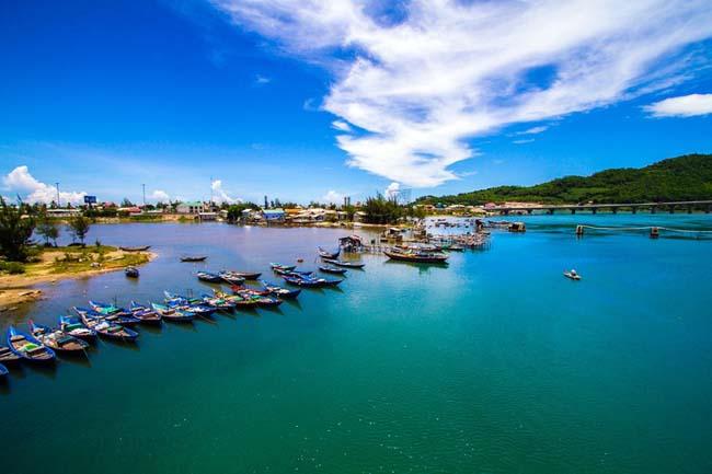 Lap An lagoon Hue
