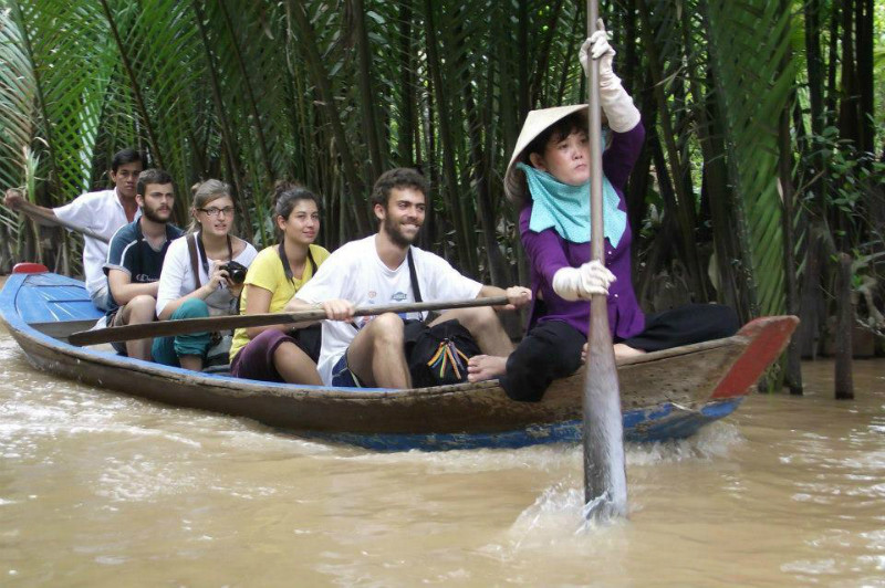 Mekong Delta Boat Trip Viet Fun Travel