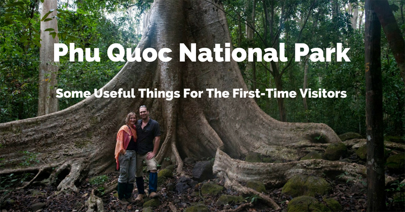 Phu Quoc National Park - Some useful things for the First-Time Visitors