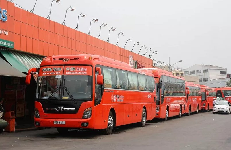 phuong trang bus hcmc to phu quoc