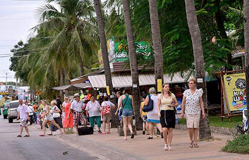 "Discover ""Mui Ne backpacker neighborhood"" in Phan Thiet"