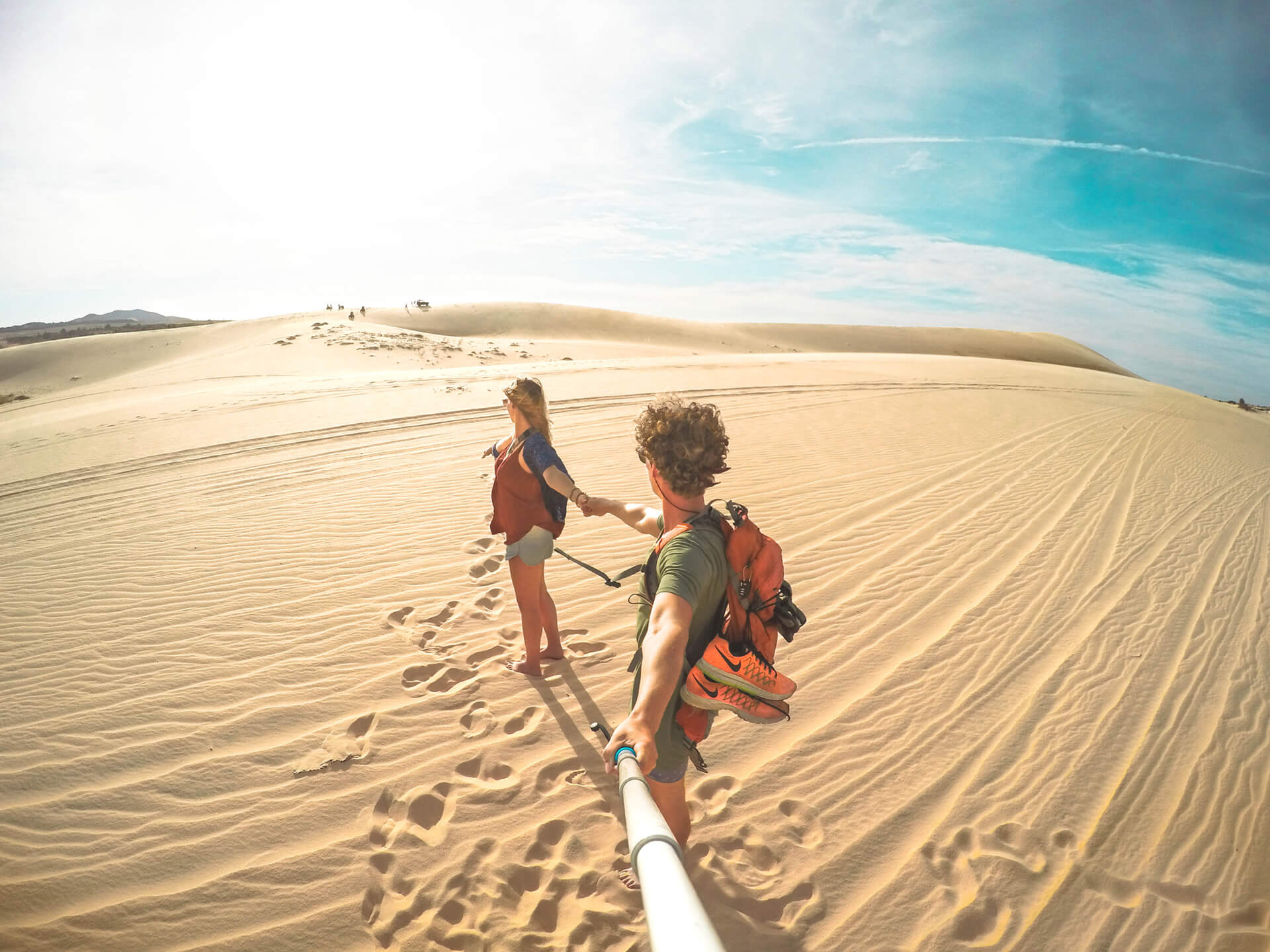 ​Mui Ne Sand Dunes - The great place to experience