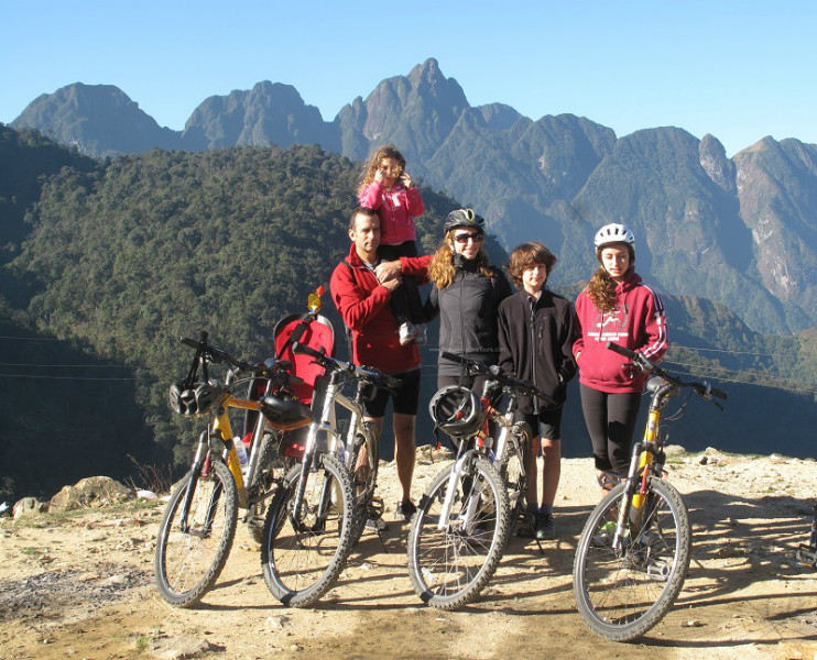 Sapa Biking Home stay tour