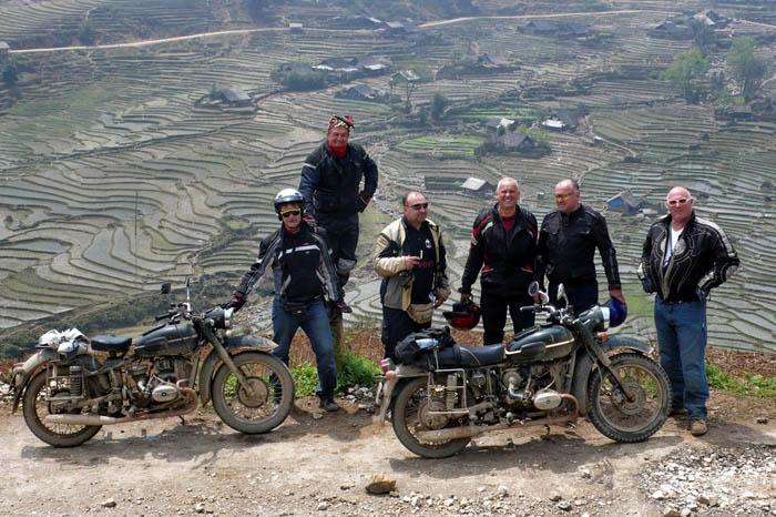 sapa motorbike