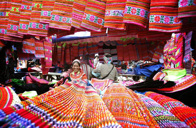 6 Most Popular Markets in Sapa