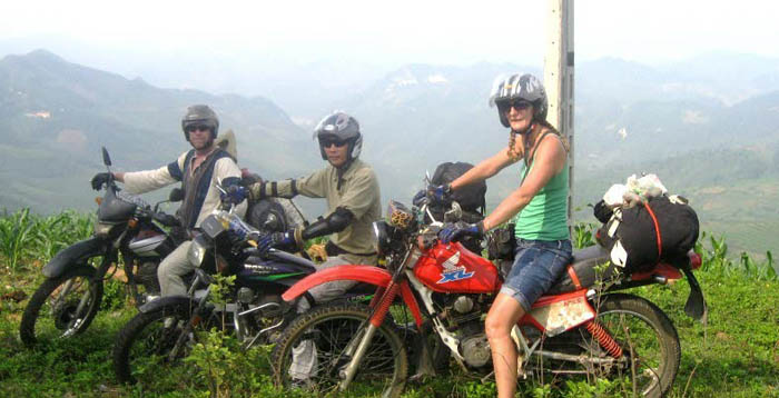 Tips For Renting a Motorbike When Traveling in Sapa