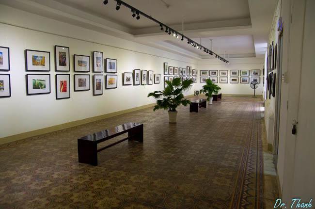 Fine Arts Museum HCM