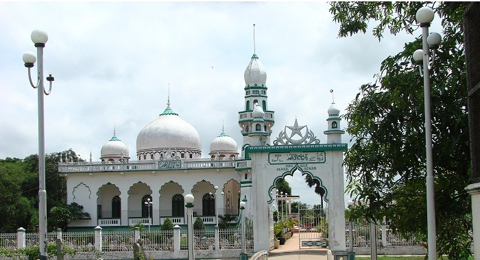 Broaden Your Knowledge About The Top Mosques In Vietnam