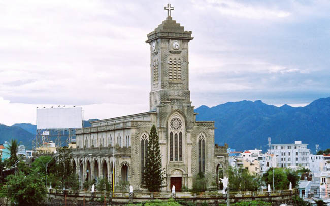Mountain Church Nha Trang