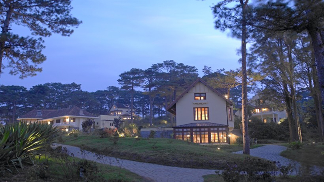 Resort  Spa Ana Mandara Villas DaLat