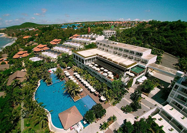 The Cliff Phan Thiet Resort