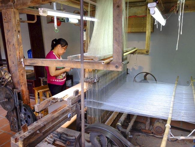 Van Phuc silkvillage