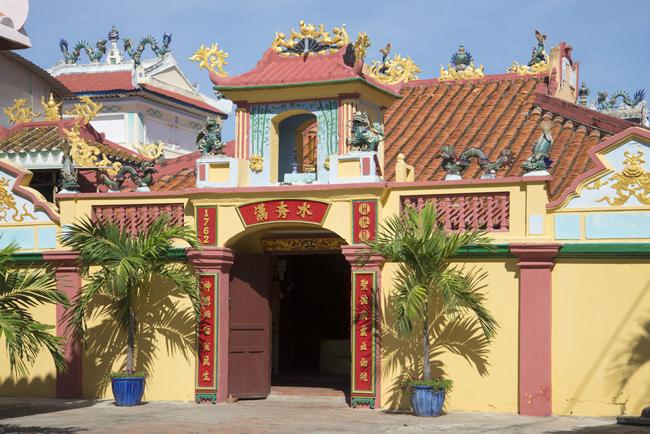 Van Thuy Tu Temple