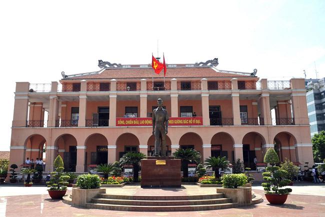Ho Chi Minh Museum – The Dragon Wharf
