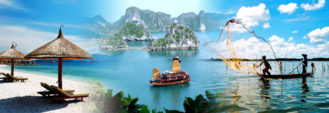Vietnam Travel Itinerary Guide and Advice for The First-Time Tourists