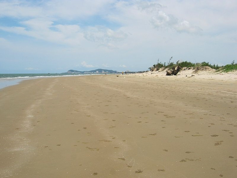 doi nhai beach