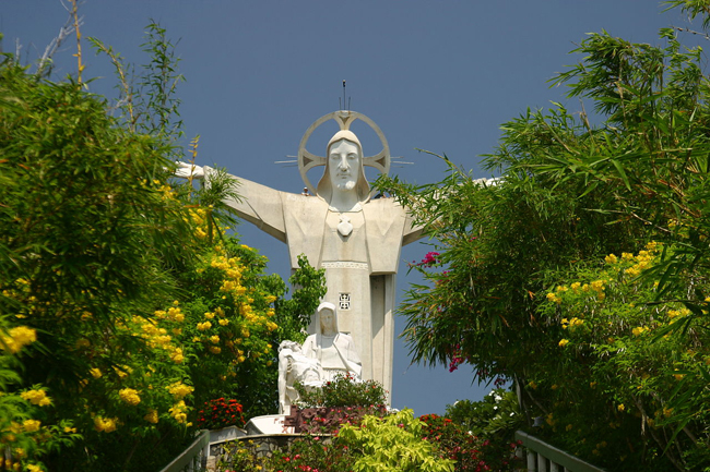 Statue of Jesus Christ Vung Tau