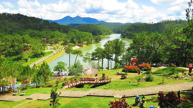 Best places to stay in Dalat