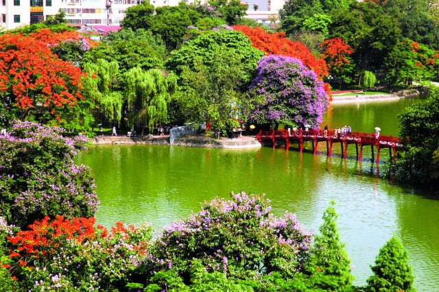 The best time to visit Hanoi